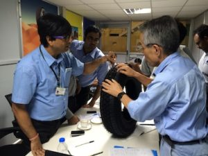 Technical Consultation for Tyre manufacturer