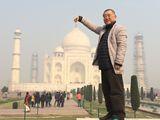 Taj Mahal & Oya