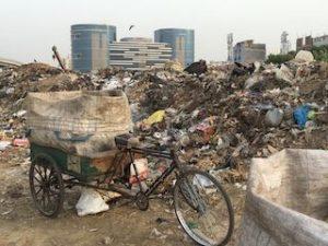 Garbage & City