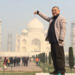 Taj Mahal & Oya1s