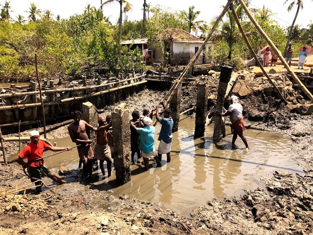 Kerala Piling2
